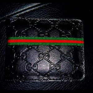 Gucci man wallet
